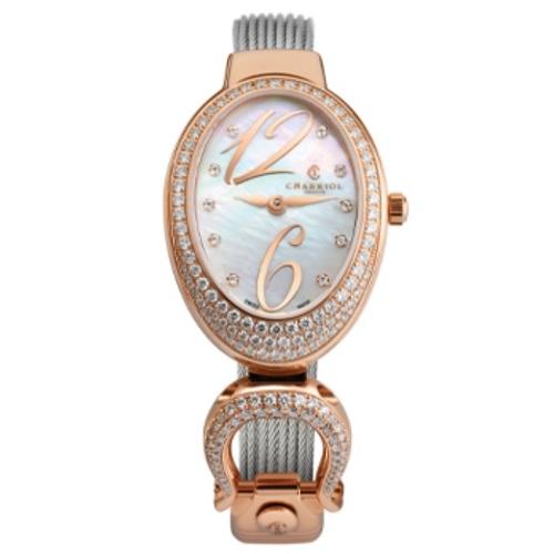 シャリオール CHARRIOL MARIE OLGA レディース腕時計 MOPD1.570.O01