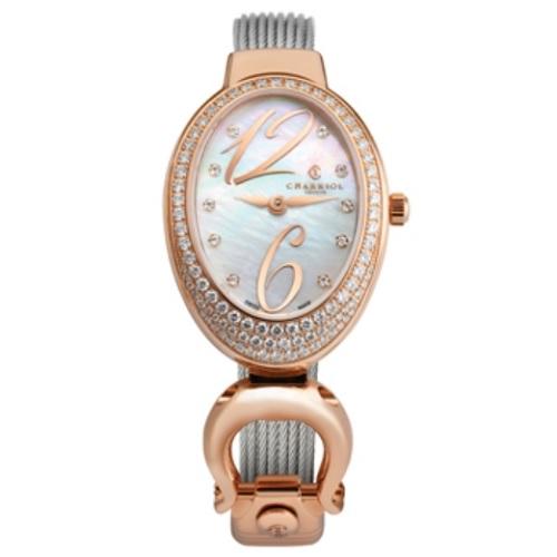 シャリオール CHARRIOL MARIE OLGA レディース腕時計 MOPD2.570.O01