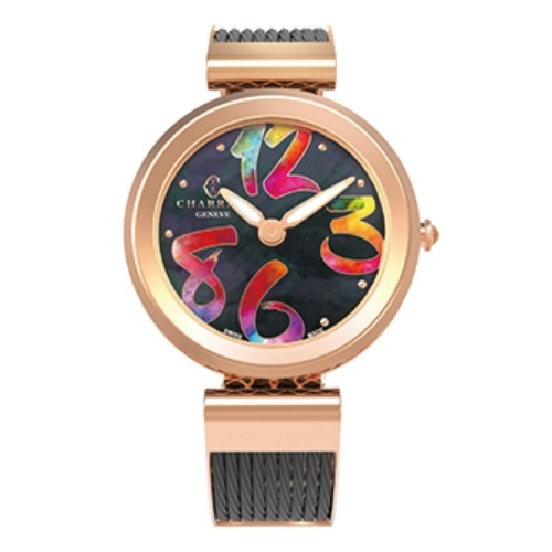 シャリオール CHARRIOL FOREVER WATCH レディース腕時計 FE32.302.010