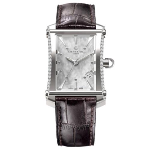 シャリオール CHARRIOL Colvmbvs watch レディース腕時計 CORMS.354.003