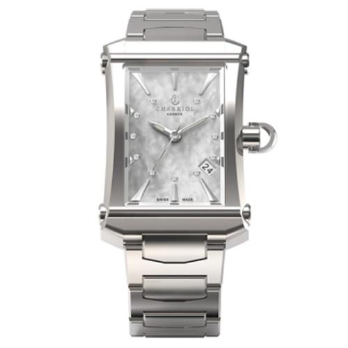シャリオール CHARRIOL Colvmbvs watch レディース腕時計 CORMS.920.003