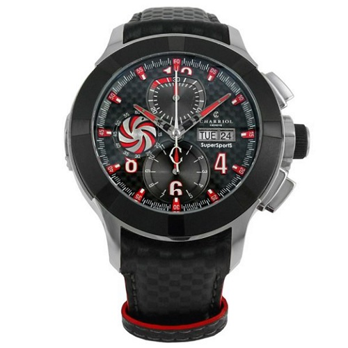 シャリオール CHARRIOL GRAN CELTICA メンズ腕時計 C46ASB.362.004