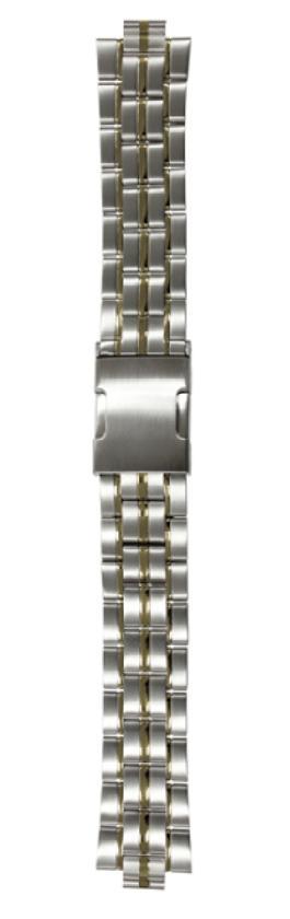 時計 腕時計 アクセサリー バンビ ブランド 時計バンド 出色 ベルト watch ウォッチ BSB1218-T 卓出 メタルバンド 時計ブレスレット