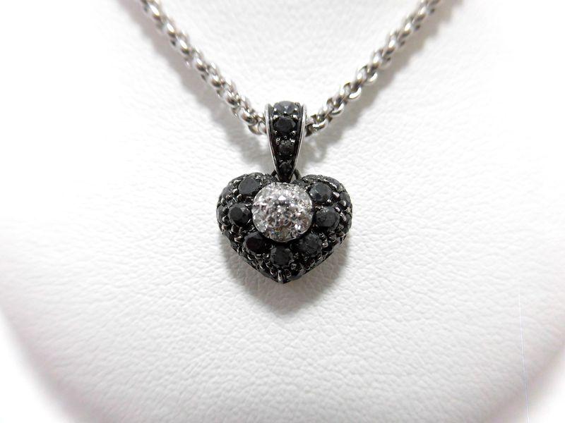 ショパール WG ダイヤネックレス 0.86ct 793656-1001 新品・正規品(国際保証書請求はがき有)