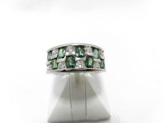 Ptアレキサンドライトダイヤリング/A1.14ct D0.33ct/G632/指輪/ゆびわ/ring/ジュエリー/ダイヤ/女性用/レディース/プレゼント/ギフト/お買い得/オススメ/送料込み/宝石