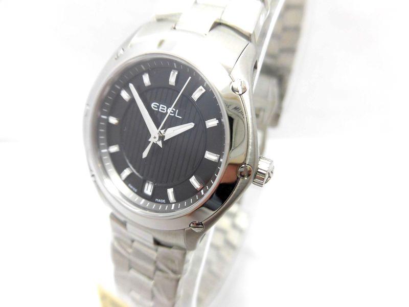 エベル クラシックスポーツ EBEL 1E12116014 EB7 レディース腕時計 【正規品】
