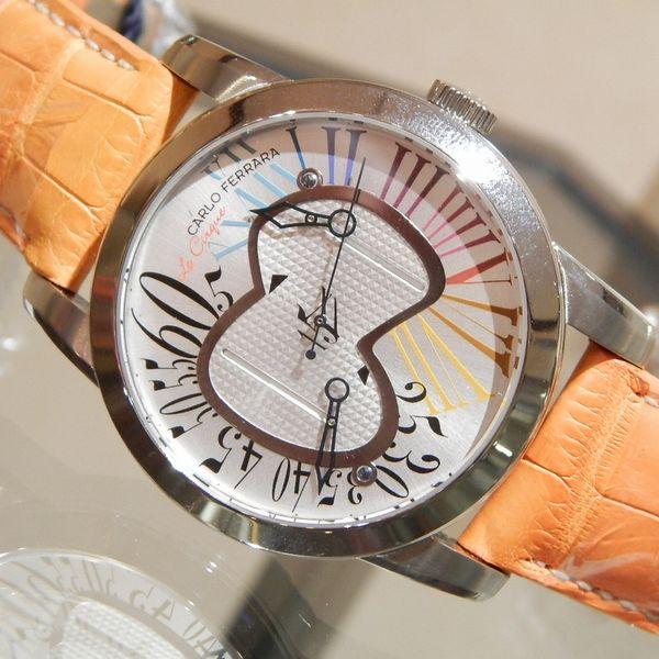 カルロフェラーラ CARLOFERRARA サーカス 294.520 メンズ腕時計 男性 送料無料