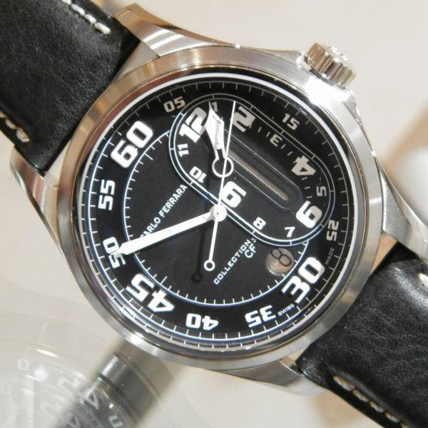 カルロフェラーラ CARLOFERRARA キューブ 420.100 腕時計 メンズ腕時計 高級 ブランド 送料無料