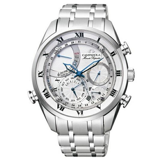 メンズ腕時計 カンパノラ ミニッツリピーターCAMPANOLA AH7060-53A 【正規品/新品】