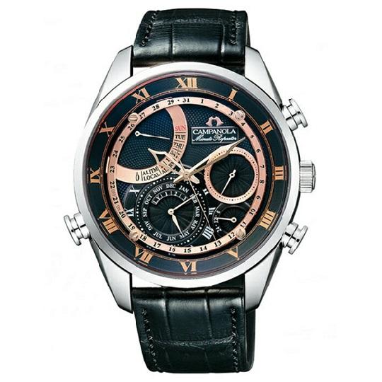 メンズ腕時計 カンパノラ ミニッツリピーターCAMPANOLA AH7061-00E 【正規品/新品】