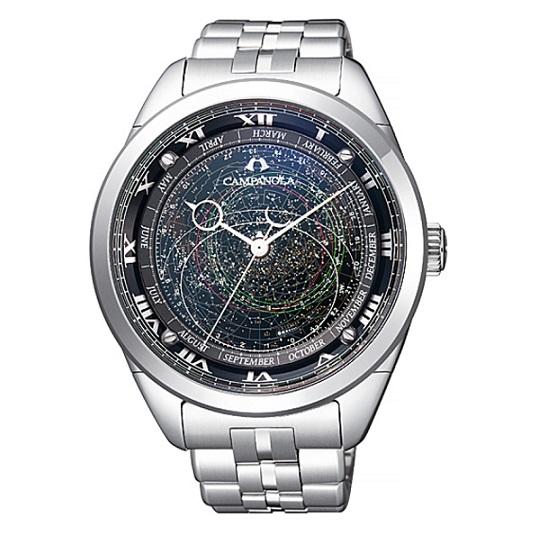 メンズ腕時計 カンパノラ コスモサインCAMPANOLA AO4010-51E 【正規品/新品】