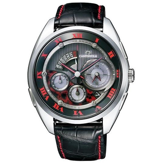 メンズ腕時計 カンパノラ エコ・ドライブ コンプリケーションCAMPANOLA BZ0030-16E 【正規品/新品】