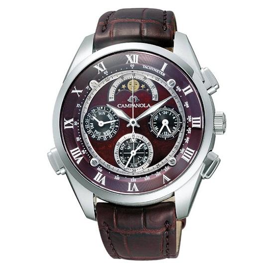 メンズ腕時計 カンパノラ グランドコンプリケーションCAMPANOLA CTR57-1001 【正規品/新品】