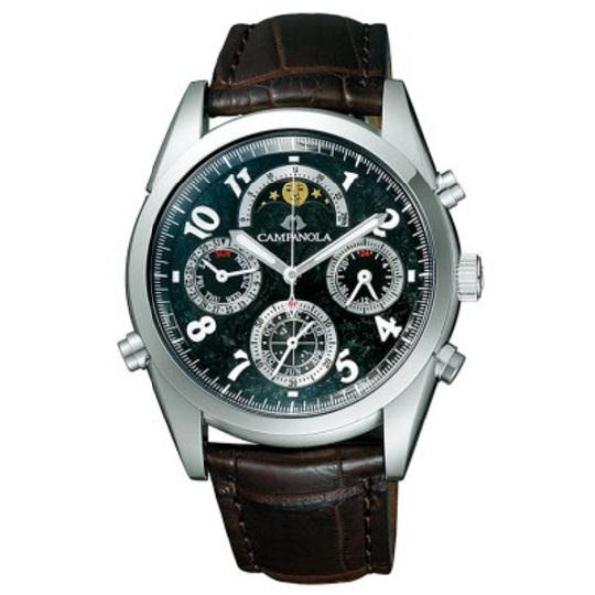 メンズ腕時計 カンパノラ グランドコンプリケーションCAMPANOLA CTR57-1091