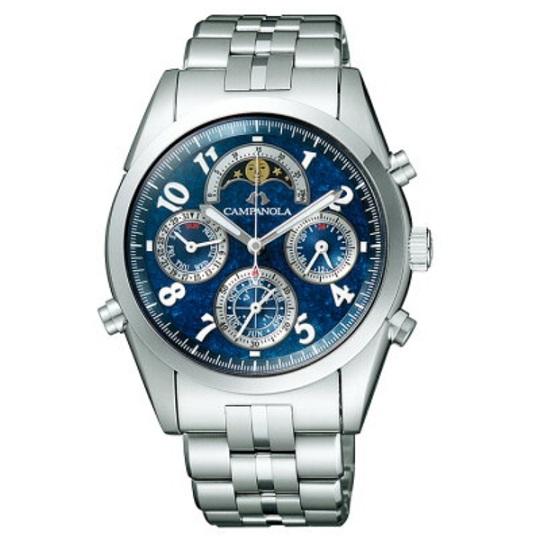 メンズ腕時計 カンパノラ グランドコンプリケーションCAMPANOLA CTR57-1101 【正規品/新品】