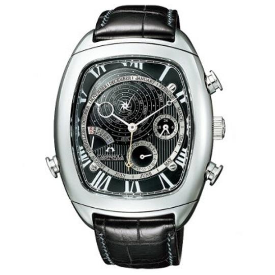 【正規品/新品】メンズ腕時計 カンパノラ パーペチュアルカレンダー【CAMPANOLA】AG6250-09E