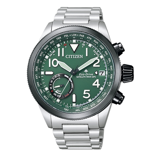シチズン CITIZEN プロマスター PROMASTER メンズ腕時計 CC3067-70W