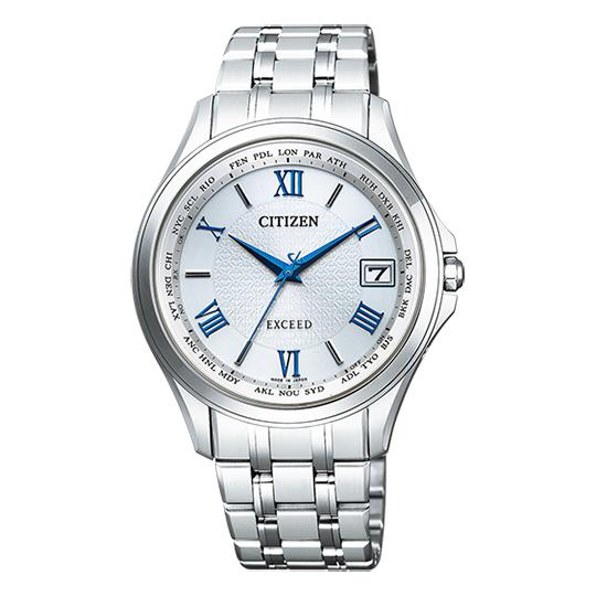 シチズン CITIZEN エクシード EXCEED メンズ腕時計 CB1080-52B