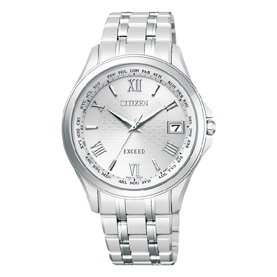 シチズン CITIZEN エクシード EXCEED メンズ腕時計 CB1080-52A