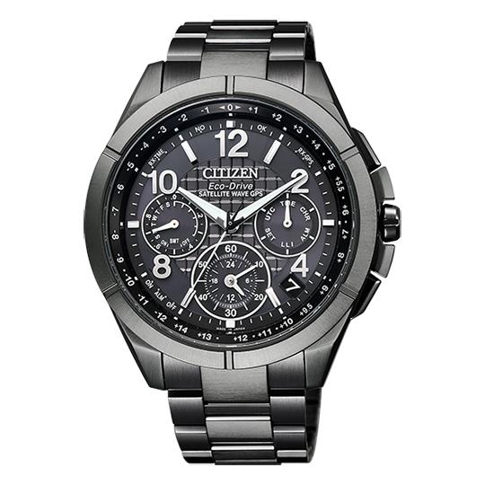シチズン CITIZEN アテッサ ATTESA メンズ腕時計 CC9075-52F