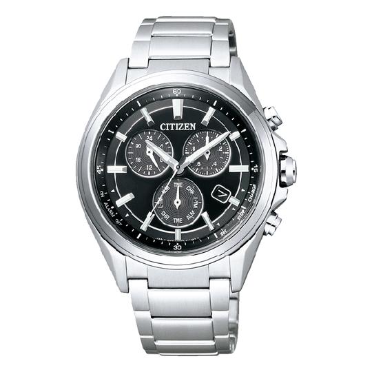 シチズン CITIZEN アテッサ ATTESA メンズ腕時計 BL5530-57E