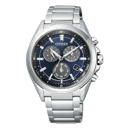 シチズン CITIZEN アテッサ ATTESA メンズ腕時計 BL5530-57L