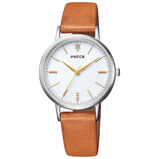シチズン CITIZEN ウィッカ WICCA レディース腕時計 KP5-115-10