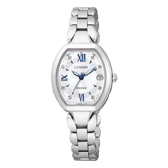 シチズン CITIZEN エクシード EXCEED レディース腕時計 ES8060-65W