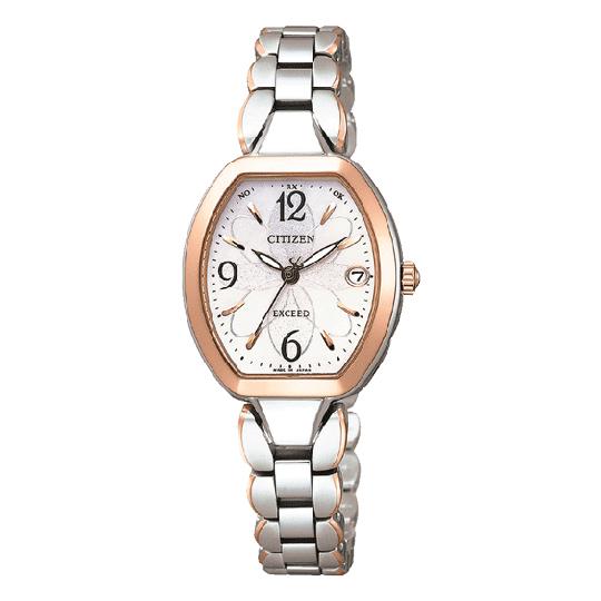 シチズン CITIZEN エクシード EXCEED レディース腕時計 ES8064-56A