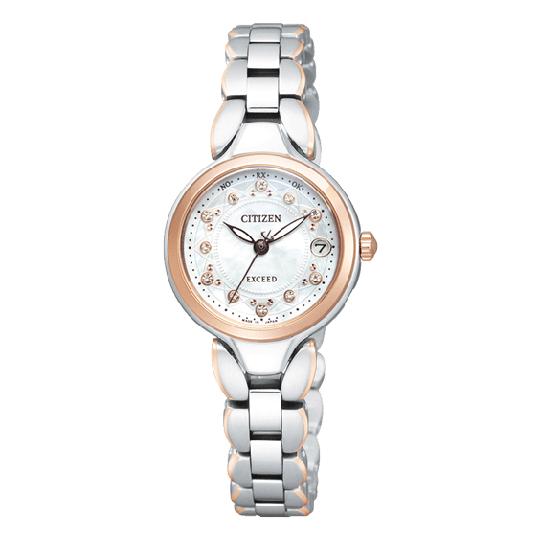 シチズン CITIZEN エクシード EXCEED レディース腕時計 ES8045 69WhdrCtsQxB