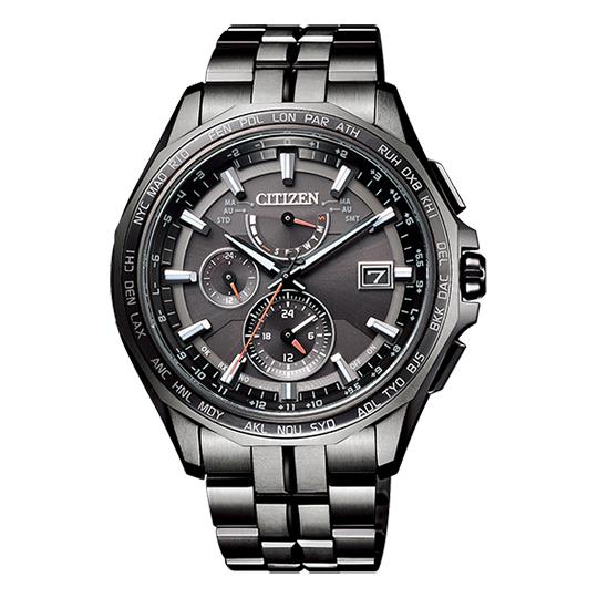 シチズン CITIZEN アテッサ ATTESA メンズ腕時計 AT9097-54E