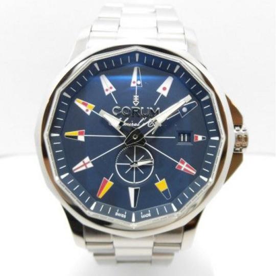 コルム CORUM アドミラルズカップ レジェンド 42 A395/02399 2310861 FA142 メンズ腕時計 ブランド 【正規品】