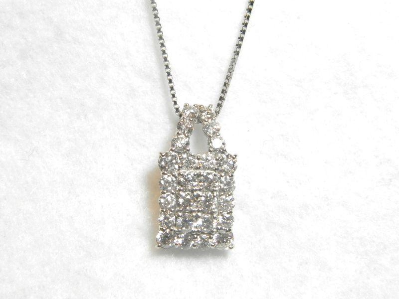 PTダイヤネックレス/ネックレス/ねっくれす/ジュエリー/女性用/レディース/プレゼント/ギフト/お買い得/オススメ/送料込み/宝石