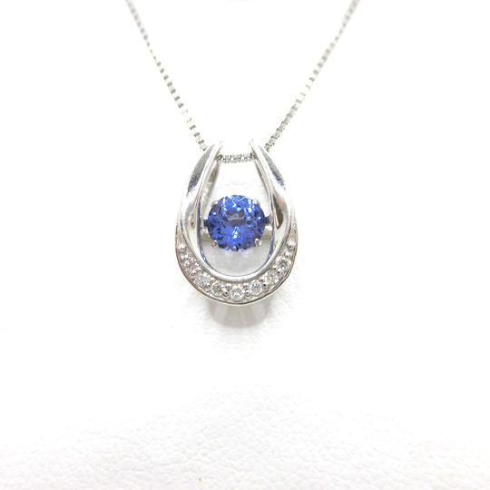 30%OFF価格 Ptタンザナイトペンダント 0.46ct ダイヤモンド 0.04ct G1836 送料無料 レディース プレゼント ギフト お買い得