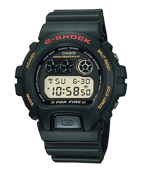 CASIO カシオ 腕時計 DW-6900B-9 メンズ G-SHOCK ジーショック