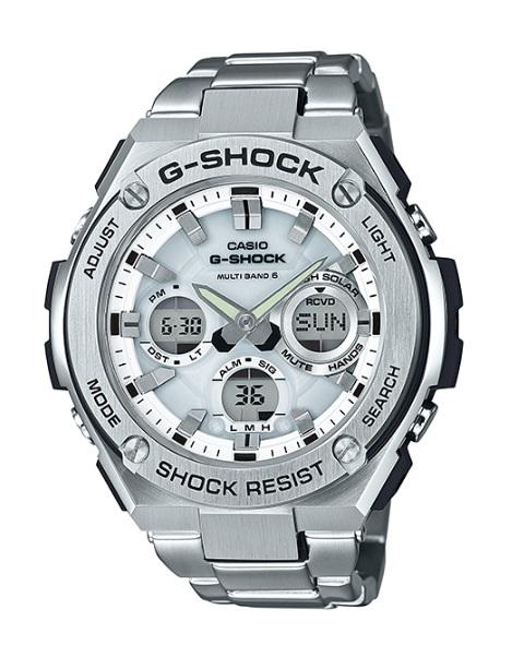 CASIO カシオ 腕時計 GST-W110D-7AJF メンズ G-SHOCK ジーショック