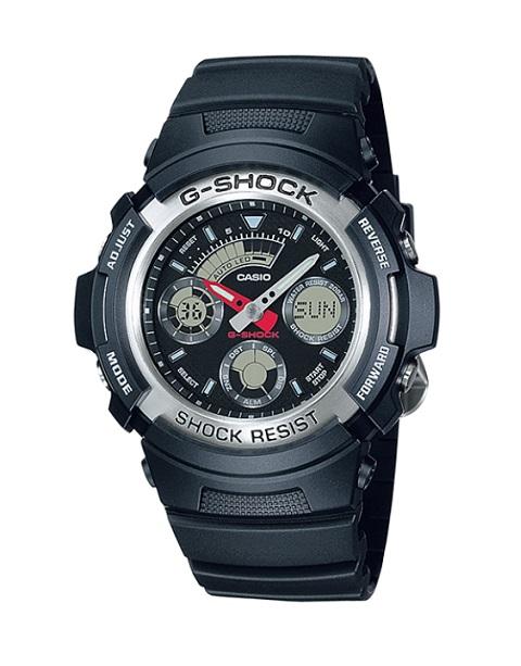 CASIO G-SHOCK カシオ Gショック メンズ 腕時計 AW-590-1AJF