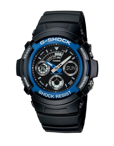 CASIO G-SHOCK カシオ Gショック メンズ 腕時計 AW-591-2AJF