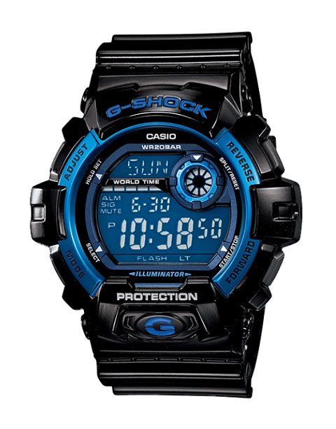 CASIO G-SHOCK カシオ Gショック メンズ 腕時計 G-8900A-1JF