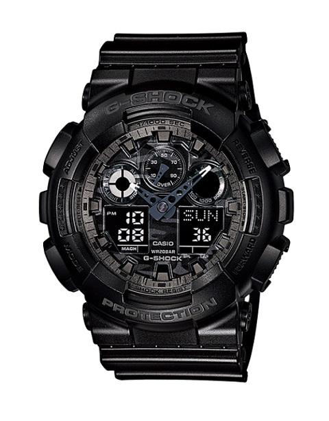CASIO G-SHOCK カシオ Gショック メンズ 腕時計 GA-100CF-1AJF