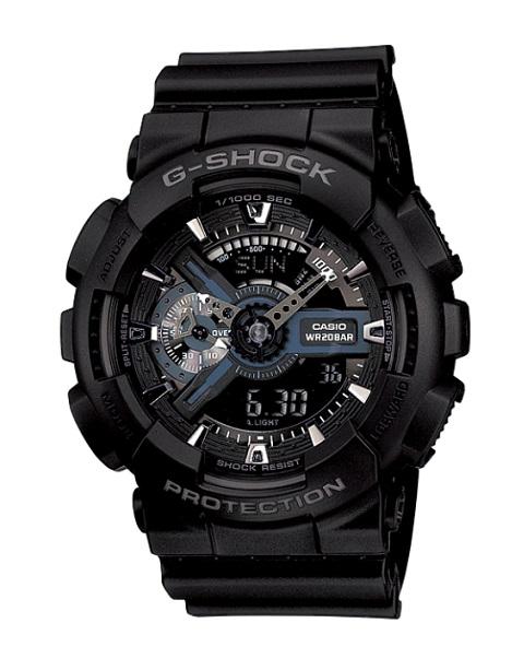 CASIO G-SHOCK カシオ Gショック メンズ 腕時計 GA-110-1BJF