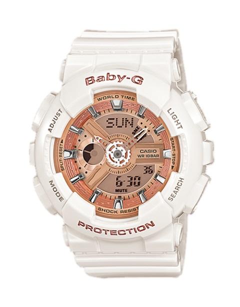 CASIO BABY-G カシオ ベビーG レディース 腕時計 BA-110-7A1JF