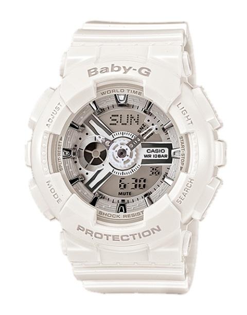 CASIO BABY-G カシオ ベビーG レディース 腕時計 BA-110-7A3JF