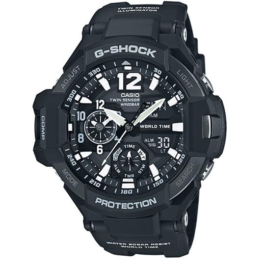 CASIO G-SHOCK カシオ Gショック メンズ 腕時計 GA-1100-1AJF