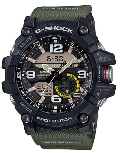 CASIO G-SHOCK カシオ Gショック メンズ 腕時計 GG-1000-1A3JF