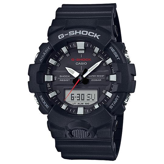 CASIO カシオ G-SHOCK ジーショック メンズ腕時計 GA-800-1AJF20%OFF価格