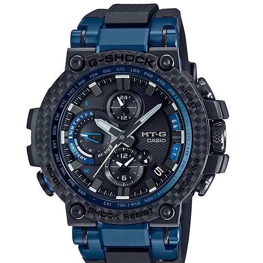 CASIO G-SHOCK MT-G カシオ Gショック メンズ腕時計 MTG-B1000XB-1AJF 20%OFF価格