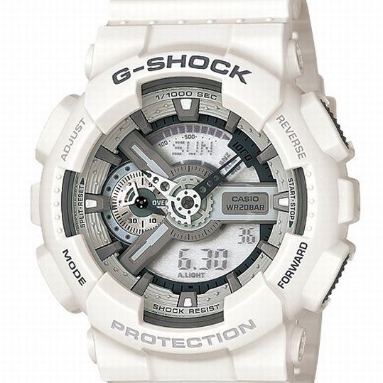 CASIO G-SHOCK カシオ Gショック メンズ腕時計 GA-110C-7AJF 20%OFF価格