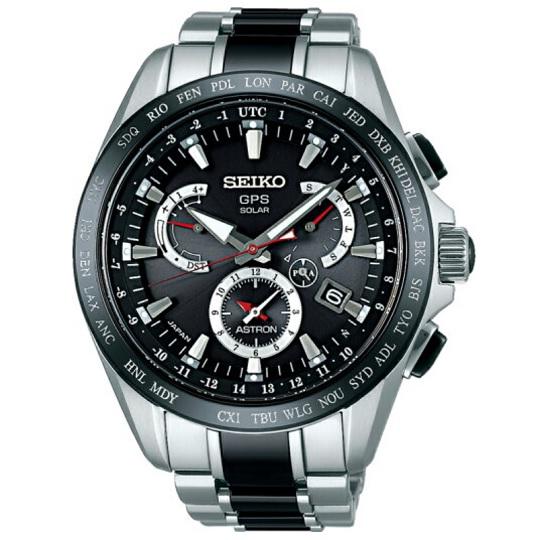セイコー アストロン ソーラーGPS SEIKO ASTRON SBXB041 メンズ腕時計 【正規品】