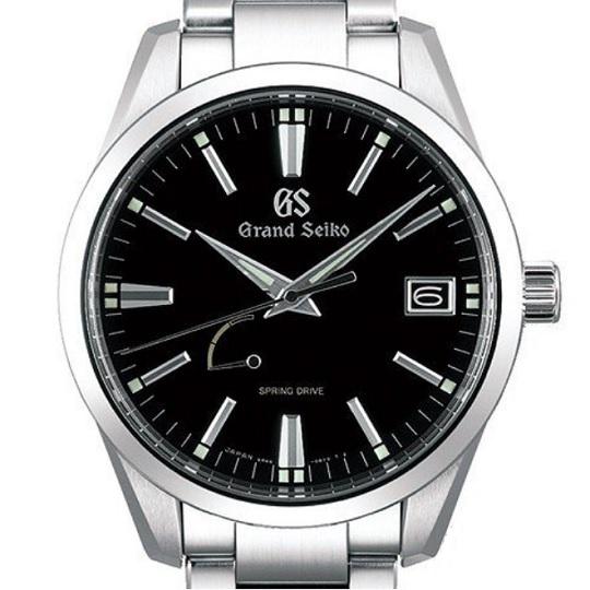 Grand Seiko グランドセイコー 9Rスプリングドライブ メンズ腕時計 SBGA301 正規品